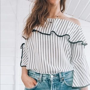 Maurices Off Shoulder blouse - Size S